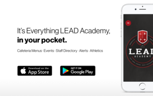 Lead Academy's New App
