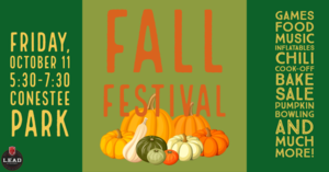 EVERYTHING You Need to Know about Fall Festival 2019